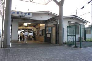 新王寺駅駅舎