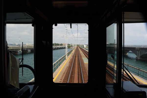 弁天島駅付近