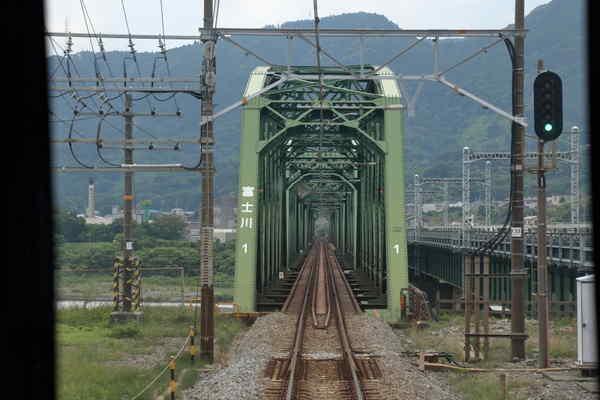 下り富士川橋梁