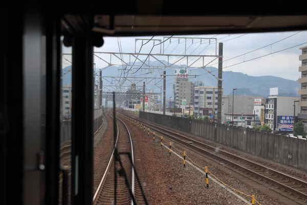 静岡→安倍川