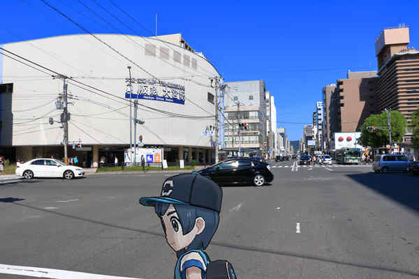 阪急大宮駅