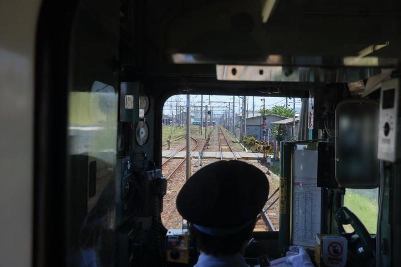 和歌山線乗車中