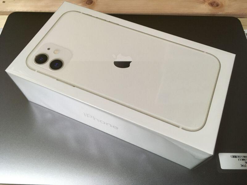 iPhone 11 化粧箱